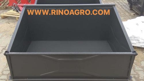 Cajón para transportes Rinoagro, 2.00 metros