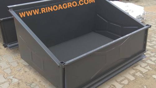 Cajón de transporte Rinoagro 2.00 metros